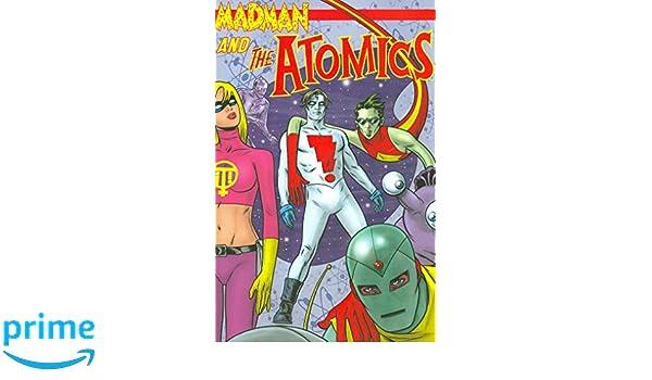 Atomics: Volume 1: Amazon.es: Mike Allred: Libros en idiomas ...