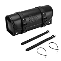 Deals on Issyzone Motorcycle Fork Bag Handlebar DEFHDTB071