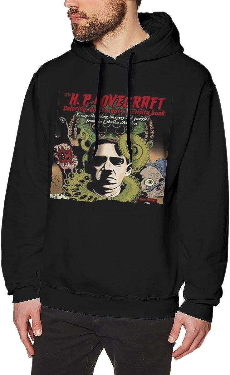 Empty H.P. Lovecraft Men Cotton Sweater Hoodie Sweatshirt