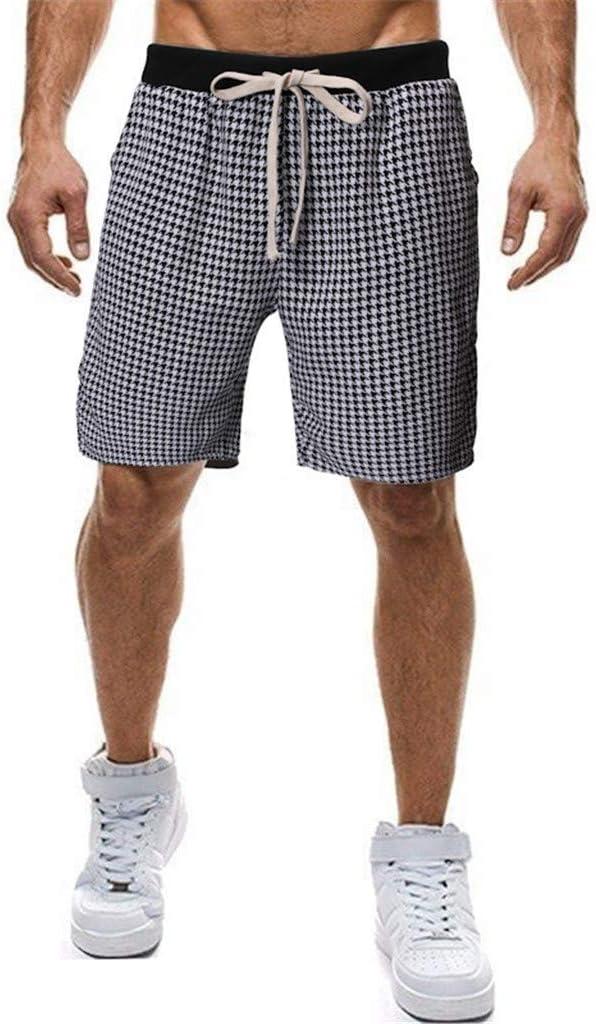 OPAKY Hombres Verano Corto Deportes Hommes Pantalones Pantalones ...