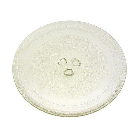 Bandeja de cristal Diam. 245 mm - horno microondas - Bosch ...