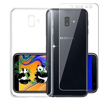 uk store new specials ever popular HHUAN Coque Samsung Galaxy J6 Plus 2018 (European Version ...