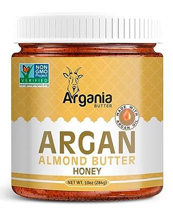 Mantequilla de Argania Mantequilla de Almendra y Aceite de ...