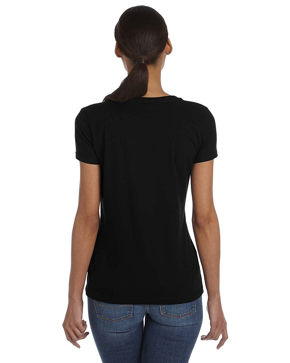 Indica Plateau He Sees Your When Youre Drinking Womens Vneck T-Shirt