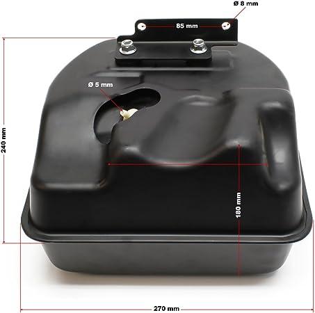 Ersatzteil Für Lifan Benzinmotor 13 Ps Benzintank Baumarkt