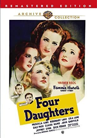 Four Daughters (Remastered): Gale Page: Amazon com au