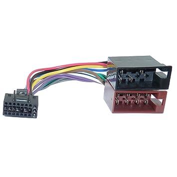 Adapter-Universe® DIN ISO Auto Radio Adapter Kabel: Amazon.de ...