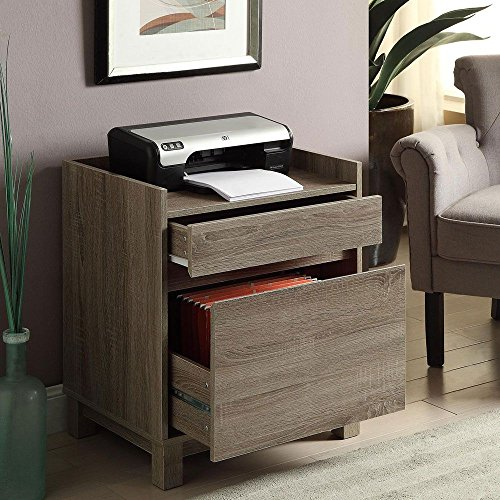 Tracey Two Drawer Filing Cabinet - 22