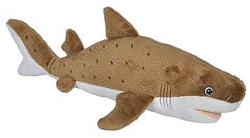 Amazon Com Wild Republic Sand Shark Plush Stuffed Animal Plush