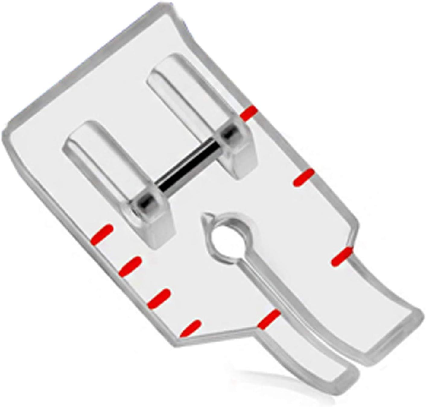 DREAMSTITCH P60606-P prensatelas de plástico de 1/4 pulgadas para ...