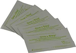 50 x One Step Ultra Sensitive 20mIU Ovulation/Fertility Tests