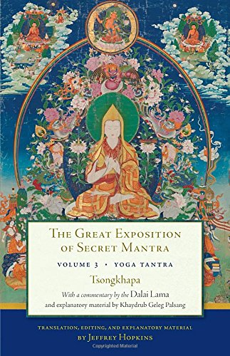 The Great Exposition of Secret Mantra, Volume 3