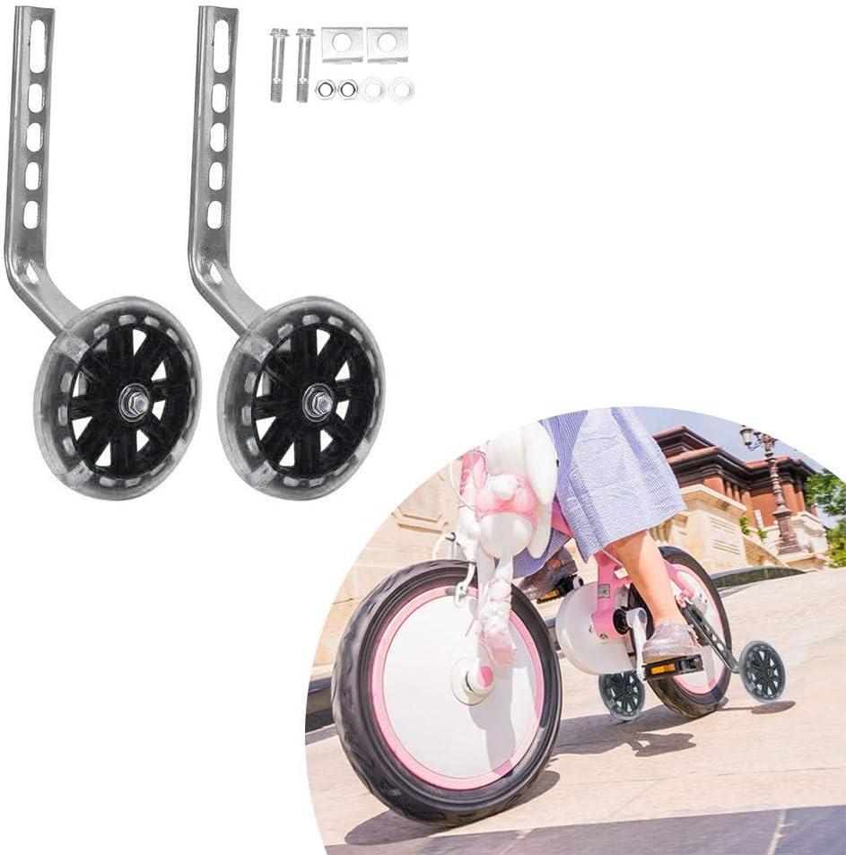 "Universal 12-20/"" Inch Child Kids Bicycle Bike Cycle Training Wheels Stabilisers"