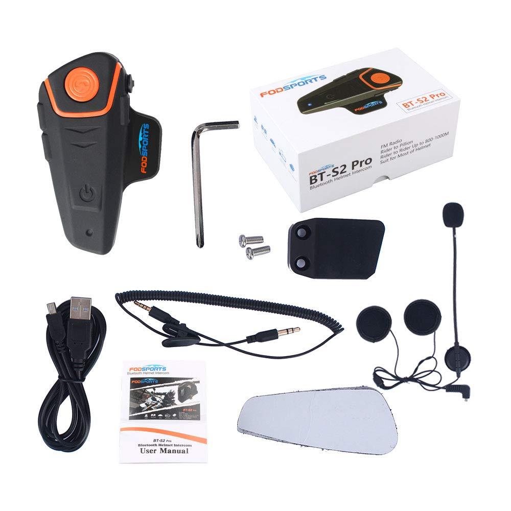 Amazon.com: Fodsports BT-S2 - Auriculares Bluetooth para ...