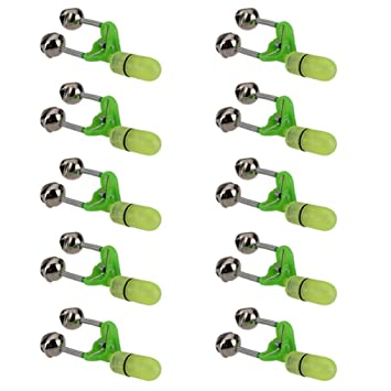 Quaanti Hot Sale - 10 luces LED de alarma para caña de ...