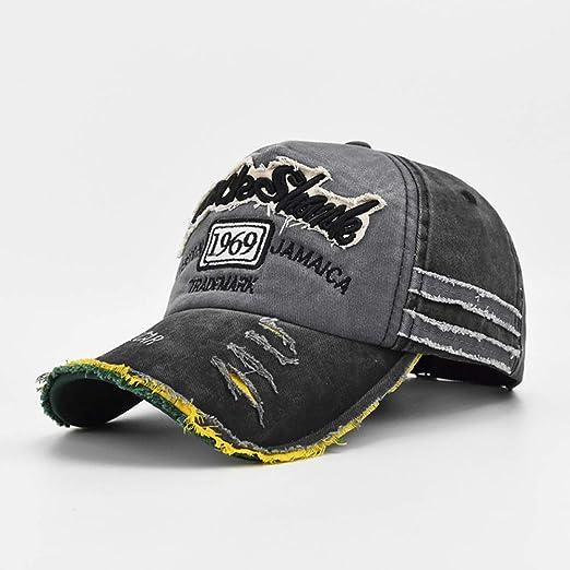 xiaochicun Sombrero de Verano para Hombre y Mujer Cúpula Gorra de ...