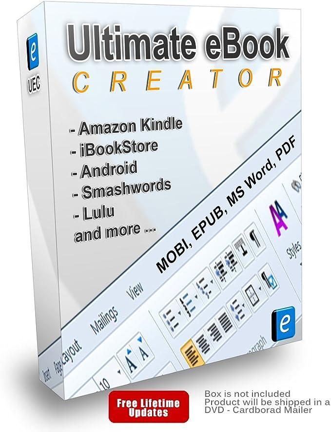 Top 4 Free Ebook Creators