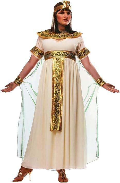 Horror-Shop Cleopatra Plus Disfraces De Halloween XL: Amazon.es ...