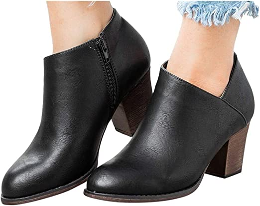 Ladies Cheap Ankle Boots