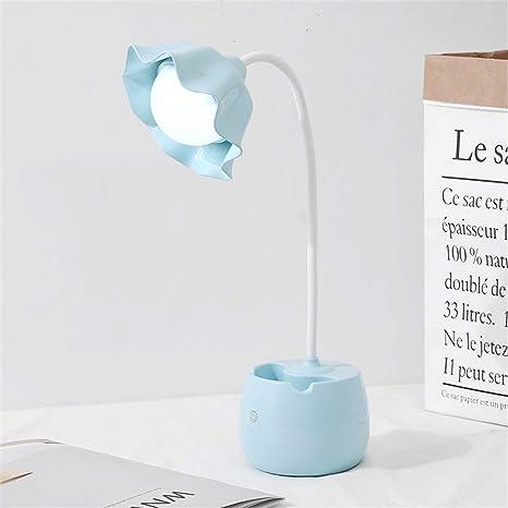 Amazon.com: Lámpara de luz con soporte para lápiz LED para ...