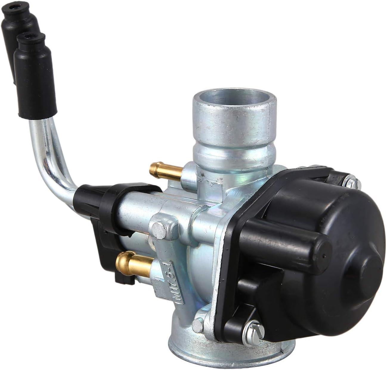 Minarelli PHBN-17.5Mm Estilo 2 Carburador de Carrera Tamkyo para PHVA17 17.5 Dellorto 17Mm Carburador de Repuesto para Aerox 50