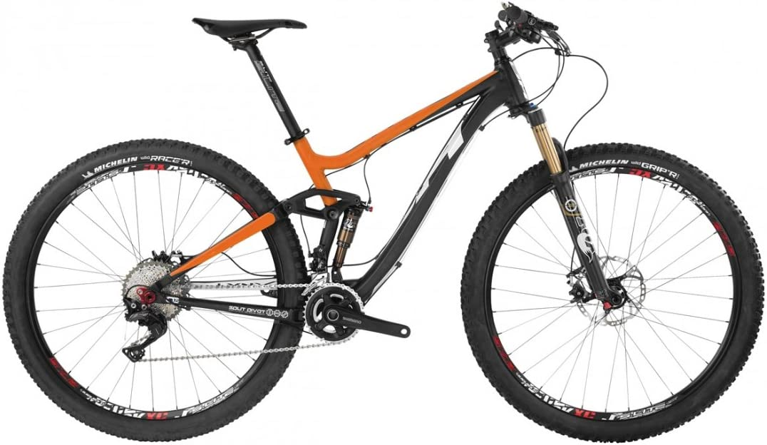 BH LYNX 4,8 27,5er para BTT aluminio, 2016-7,9-S, color naranja ...