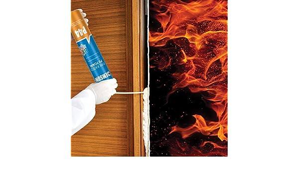 demsun P44 Fire Rated - Espuma de poliuretano de poliuretano espuma de poliuretano de ampliación no encoje 1000 G (4 x unidades): Amazon.es: Bricolaje y ...