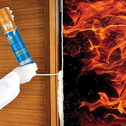 demsun P44 Fire Rated – Espuma de poliuretano de poliuretano espuma de poliuretano de ampliación no