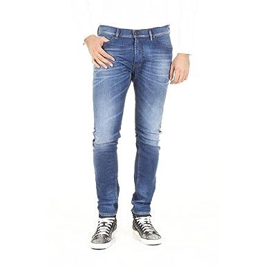 b5028512 Diesel TEPPHAR 0831D L.32 01 jeans blue jeans: Amazon.co.uk: Clothing