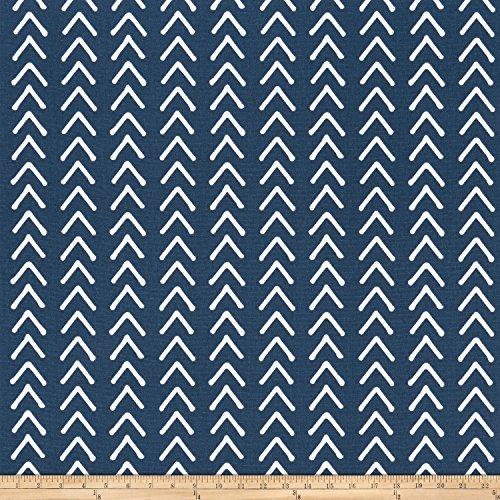 Premier Prints Boho Canvas Vintage Indigo Fabric by The Yard