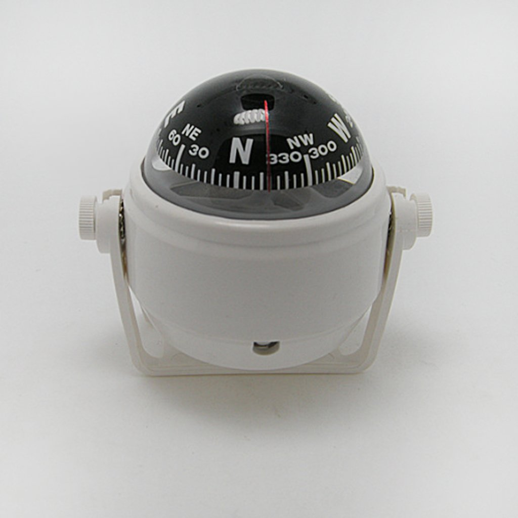 Shiwaki Navigation R/églable Voyager Support Support Boussole pour Bateau Voiture