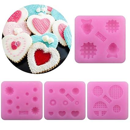 Epoxy mesa de postre amor chocolate epoxi fondant Mini Cute ...