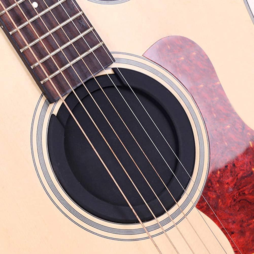 1 Pcs Guitar Soundhole Sound Hole Cover Cocopolo for Acoustic Classical Guitar