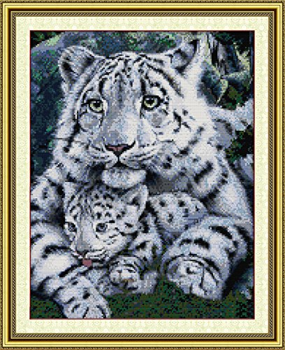 Joy Sunday Cross Stitch Kits 14CT Counted Care 14.1