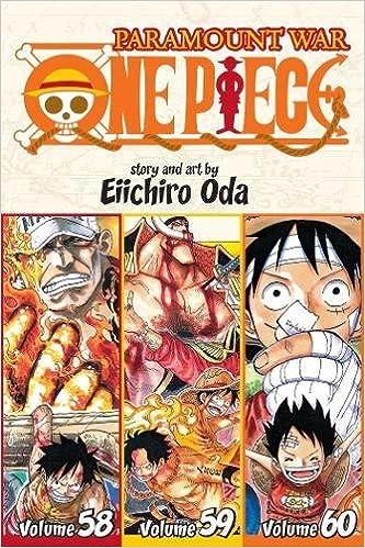 Amazon One Piece Omnibus Edition Vol 20 Includes Vols 58