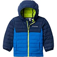 Columbia Youth Powder Lite Chaqueta con capucha para niño