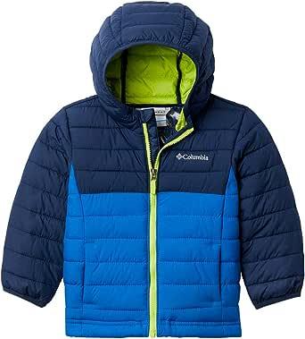 Columbia Youth Powder Lite Chaqueta con capucha para niño