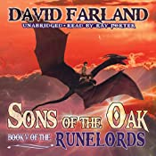 Sons of the Oak: Runelords, Book 5 | David Farland
