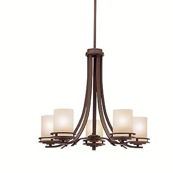 Kichler Lighting 1672OZ 5 Light Hendrik Incandescent Chandelier
