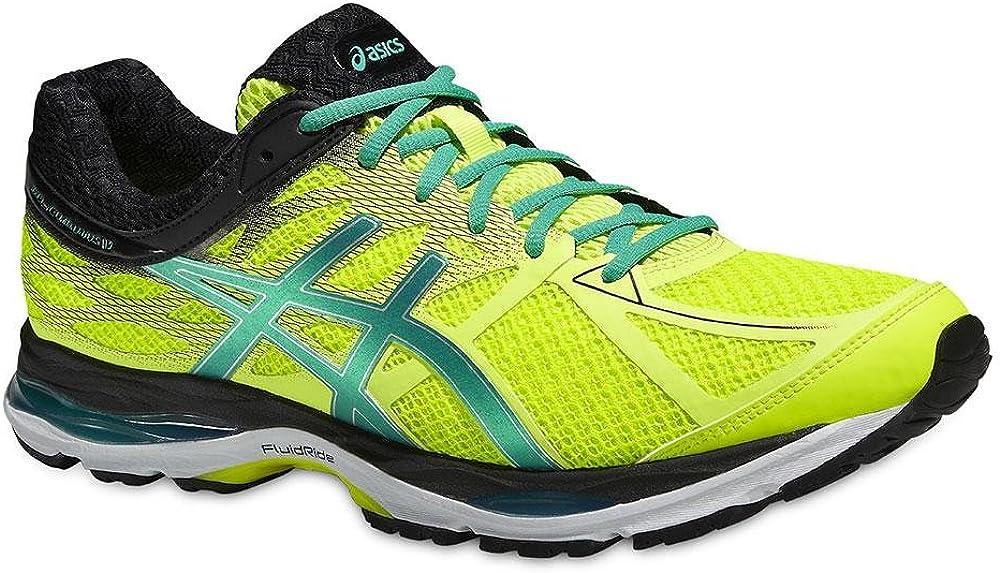 Asics Gel-Cumulus 17 - Zapatillas de running para hombre, color Amarillo, talla 39.5 EU: Amazon.es: Zapatos y complementos