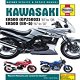Kawasaki EX500 (GPZ500S) and ER500 (ER-5) Service and Repair Manual: EX500 1987 to 2008, ER500 1997 to 2007 (Haynes Service and Repair Manuals)