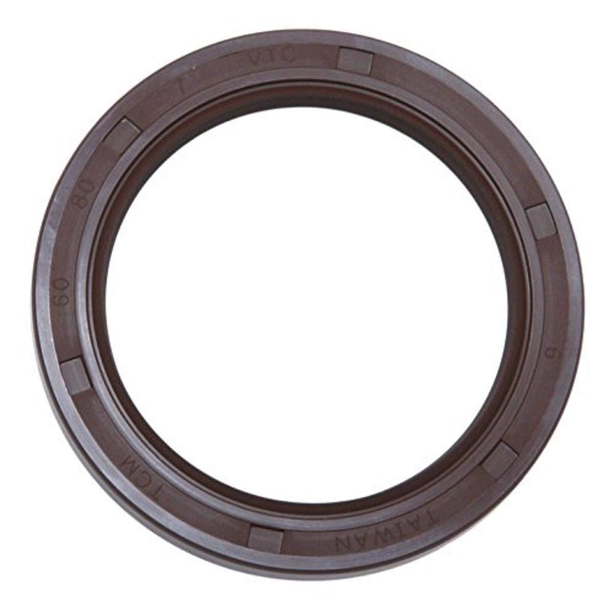 TC Type TCM 16X32X7TC-BX FKM//Carbon Steel Oil Seal 0.630 x 1.260 x 0.276