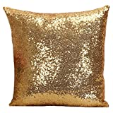 Multi-size Glitter Sequin Throw Pillow Cover Sham Case LivebyCare Cushion Covers Pattern Zipper Pillowslip Pillowcase For Study Room Sofa Couch Chair Back Seat