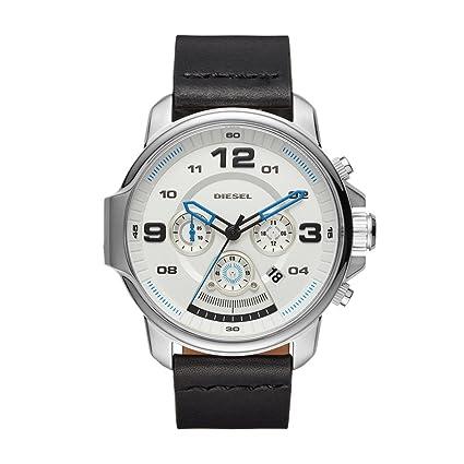 DieseI Analog Silver Dial Men's Watch - DZ4432