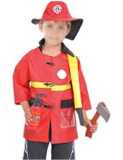 My Other Me Me-200909 Disfraz de bombero 3-4 años Viving Costumes ... 640a1145b6a