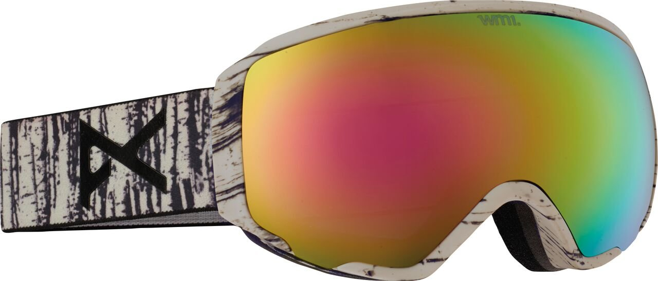 Anon masque de snowboard pour femme, birch/wM1 cobalt 13230101153 rose B00ZPFOSWQ