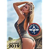 Calendrier mural Avions de chasse 2019