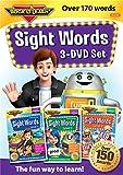 Sight Words 3-DVD Set