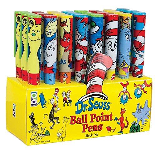 Raymond Geddes Dr. Seuss Ballpoint Pens (70042)