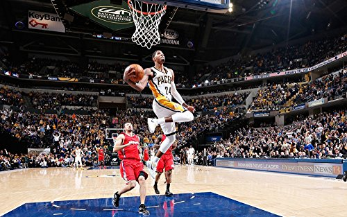 Kyrie Irving Poster family silk wall print 21 inch x 13 ()
